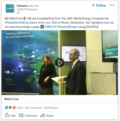 Siemens Example