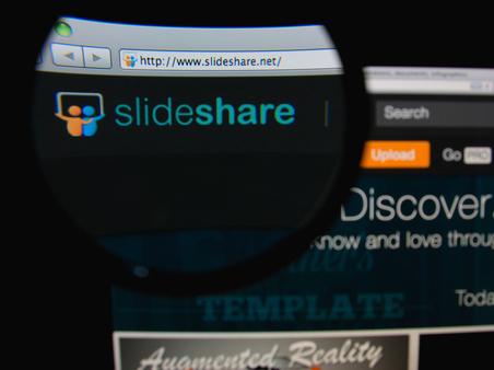 SlideShare for Business #SMMW14