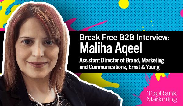Maliha Aqeel Break Free B2B Interview