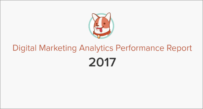 TrackMaven 2017 Digital Marketing Report