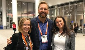 Ashley Zeckman at CMWorld