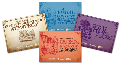 Content Marketing Wonderland eBooks