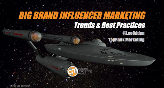 Big Brand Influencer Marketing