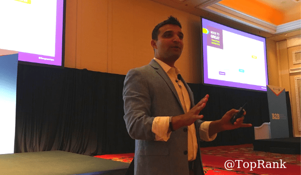 Sangram Vajre on Why ABM is B2B Marketing