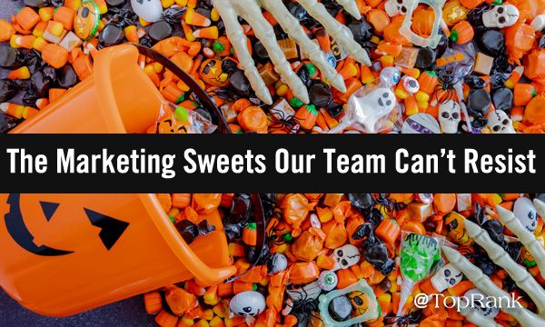 Spellbinding Marketing Sweets the TopRank Team Can't Resist