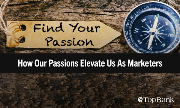 How Our After-Hours Passions Elevate Us as Marketers