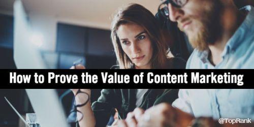 Content Marketing Value