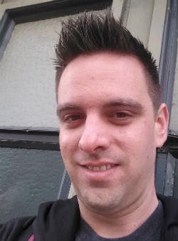 Adam Singer selfie