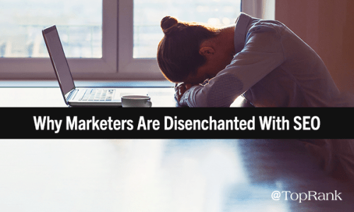Why Marketers Are Turning Away from SEO