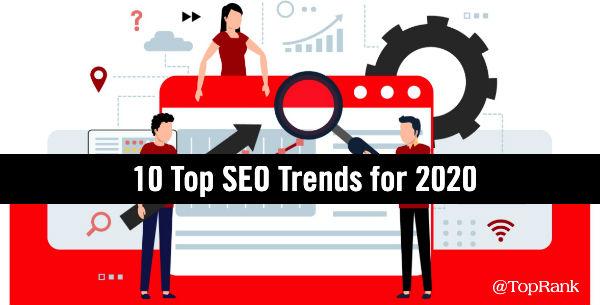 Top 10 SEO Trends 2020