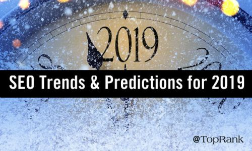 SEO Trends & Predictions 2019