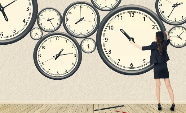 social media time management tips
