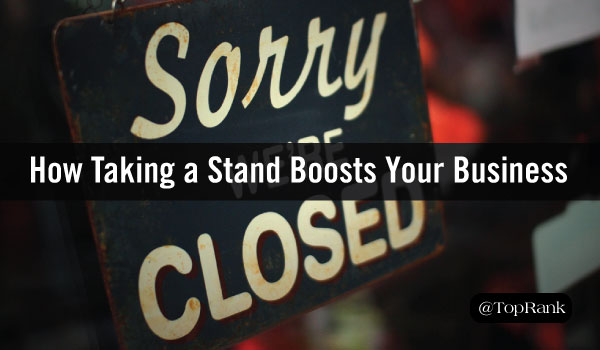 VioPro Marketing Vancouver stand-boosts-business Values in Marketing: How Taking a Stand Boosts Your Business