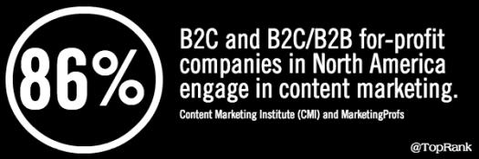 B2C Marketing Statistic