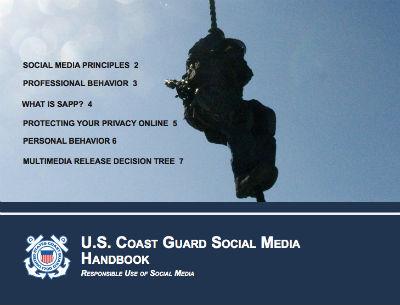 U.S. Coast Guide Social Media Handbook
