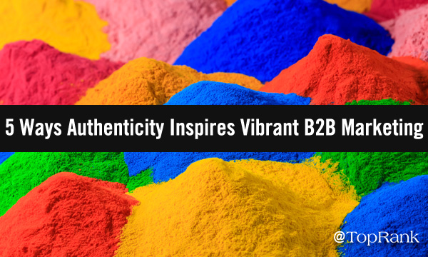 Vibrant pigments to inspire marketers image.
