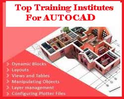 Top Training Institutes For AUTOCAD In Hyderabad