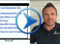 Increase Website Conversion Rates - 6 Lead Generation Tips