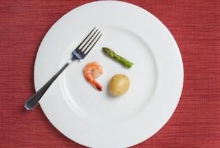 Under Eating