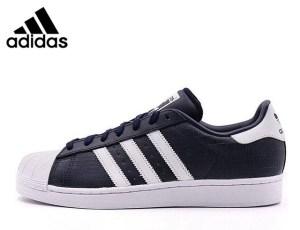 Original Adidas Superstar Men's Skateboarding Shoes Sneakers