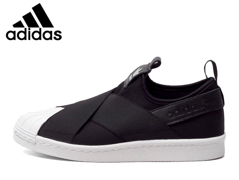 Original Adidas Superstar Aliexpress Women's Skateboarding Shoes Sneakers