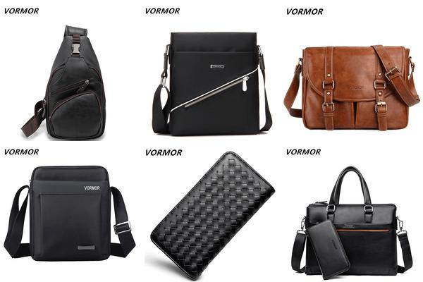 Vormor Aliexpress luxury brand bags review.