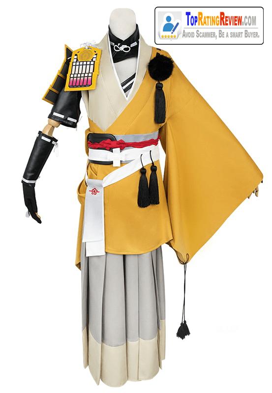 Touken Ranbu anime cosplay costumes - Kogitsunemaru cosplay Kimono Anime costumes