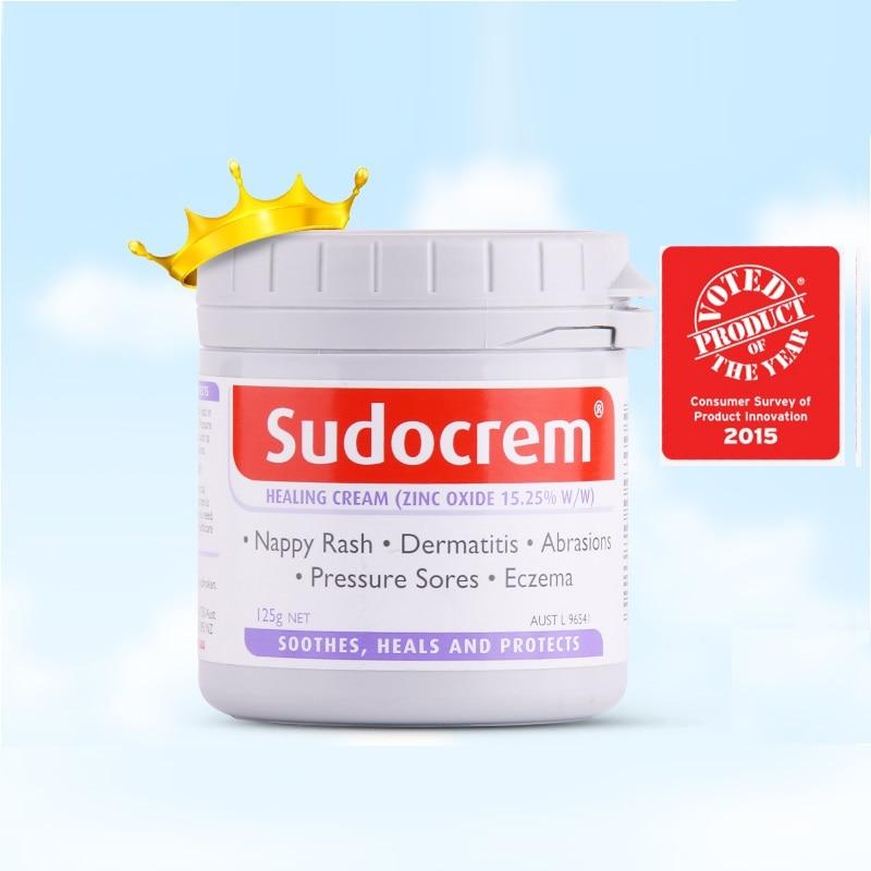 Original Sudocrem Cleaning Face Mask forBlackhead Whitehead Acne Soothing Healing Cream Nappy Rash Eczema Irritated Skin problem