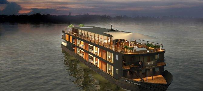 Aqua Expeditions coloca crucero de lujo entre Vietnam y Camboya