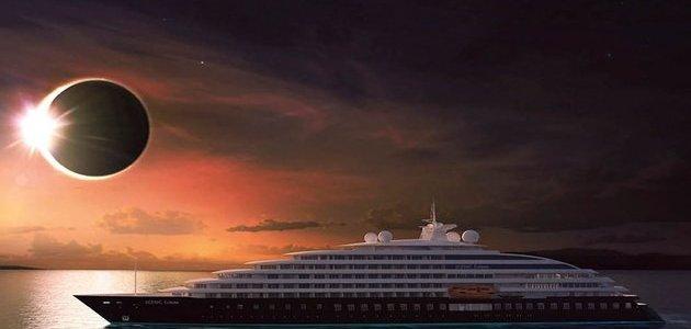 Scenic Cruises anuncia un nuevo barco de cruceros de gran tonelaje