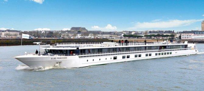 El MS Elbe Princesse elegido «Barco de crucero fluvial del año» por la Guía Kreuzfahrt 2017