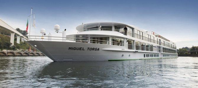 CroisiEurope inaugura el MS Miguel Torga