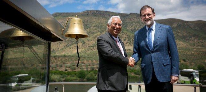 Mariano Rajoy y Antonio Costa, inician la cumbre luso-española en un crucero fluvial