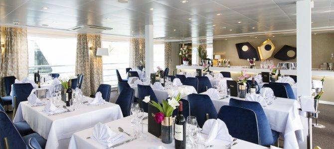 Croisieurope lanza una oferta promocional con motivo de la cuenta atrás de su nuevo barco MS Douce France II