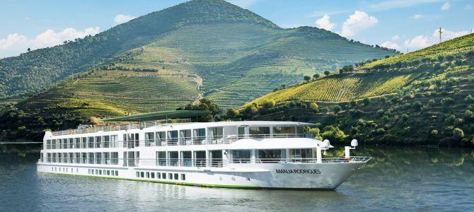 CroisiEurope inaugura el MS Amália Rodrigues, su nuevo barco de clase Premium