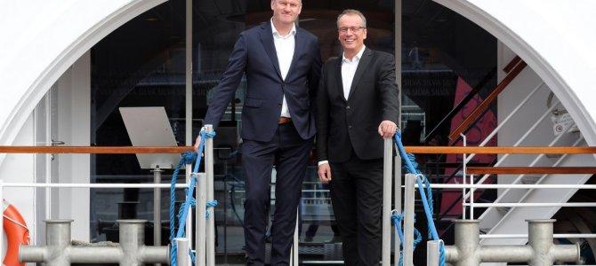 A-ROSA firma con Concordia Damen para la construcción de su nuevo crucero fluvial