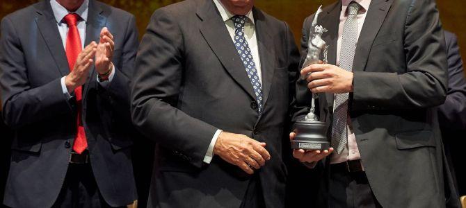 MS La Belle de Cadix de CroisiEurope recibe una Mención Especial en Sevilla