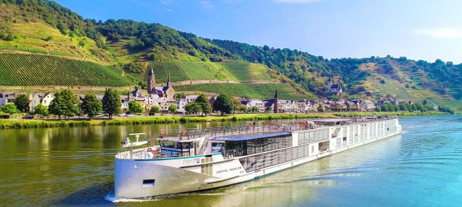 "Crystal River Cruises recibe la certificación ""Green Award"""