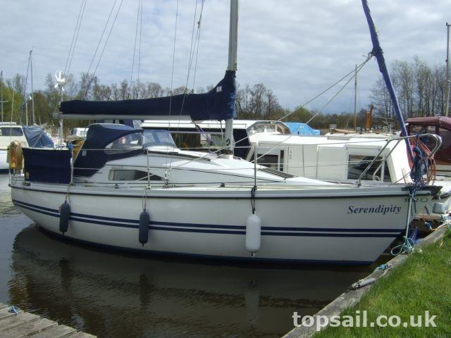 Pegasus 800 SOLD Topsail Marine Yacht Brokers 1667