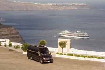 Такси и Трансферы на Санторини