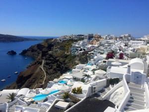 Экскурсионные туры Греция по о. Санторини
