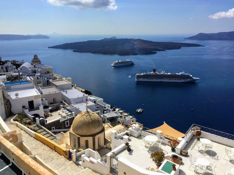Интереснейшие туры в Грецию 2017 – исторические места Санторини