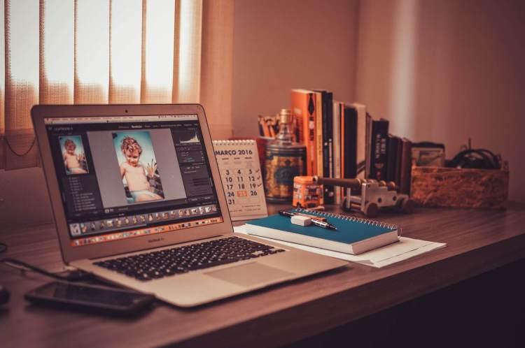 úprava fotiek