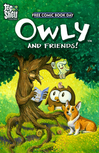 Owly and Friends 2010