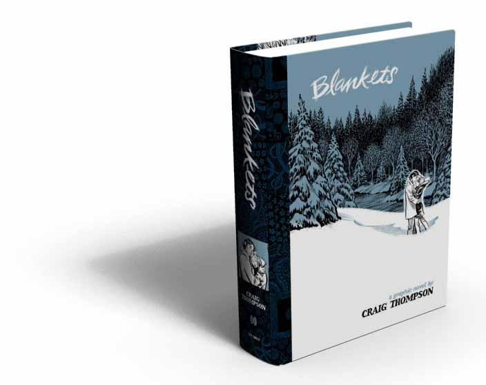 Blankets- scene