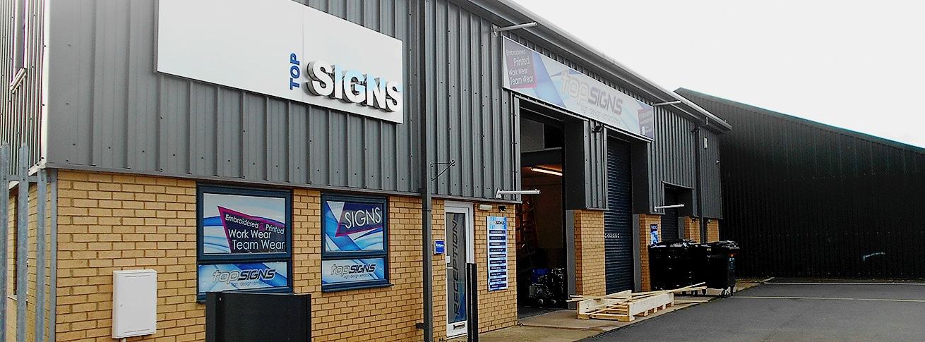 Top Signs Ltd
