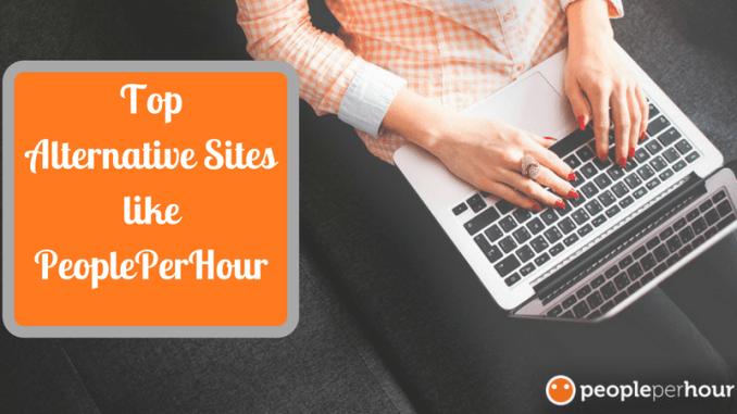 Top Alternative Sites like PeoplePerHour