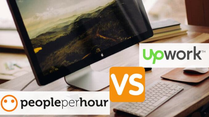 Peopleperhour vs Upwork