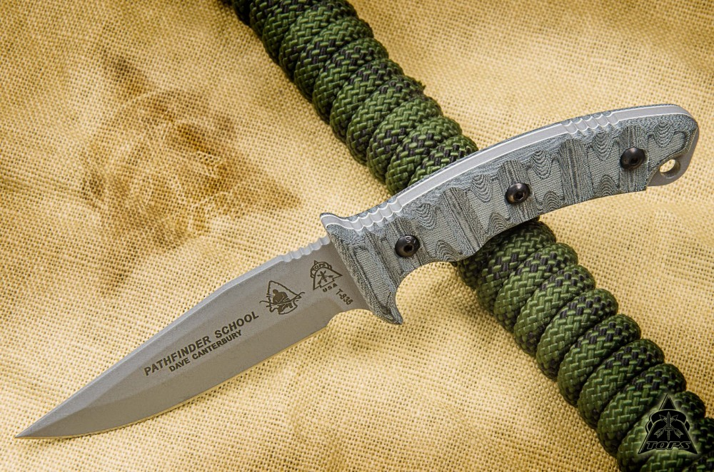 School Pathfinder Knives