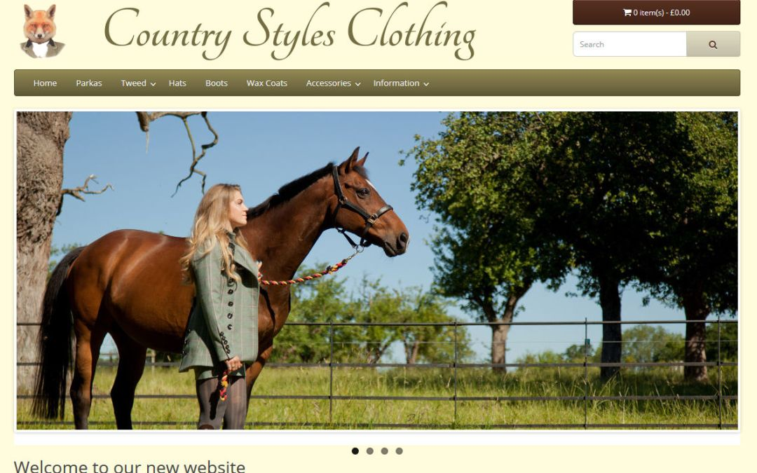 Country Styles Clothing